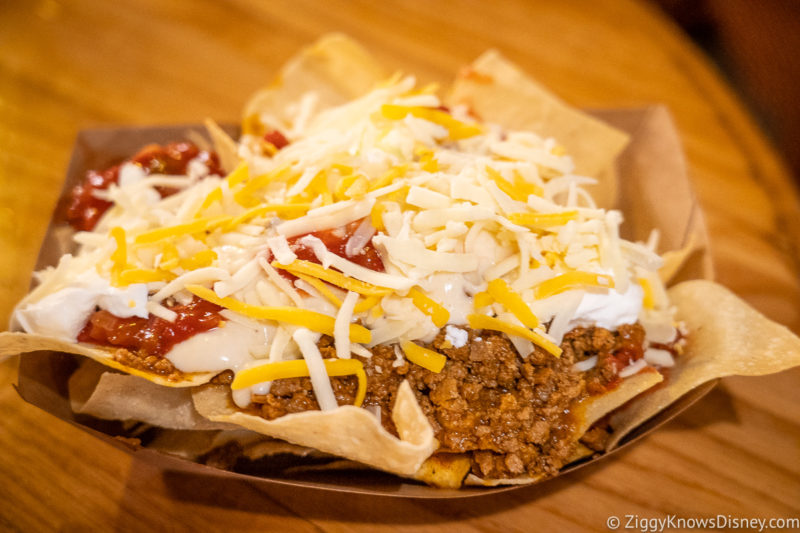 Pecos Bill Tale Tall Inn & Cafe Magic Kingdom Nachos