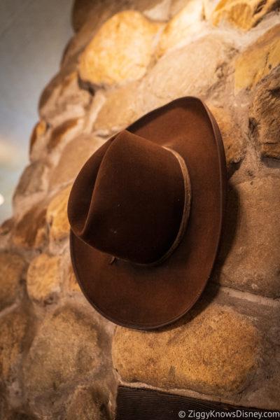 hat at Pecos Bill Magic Kingdom