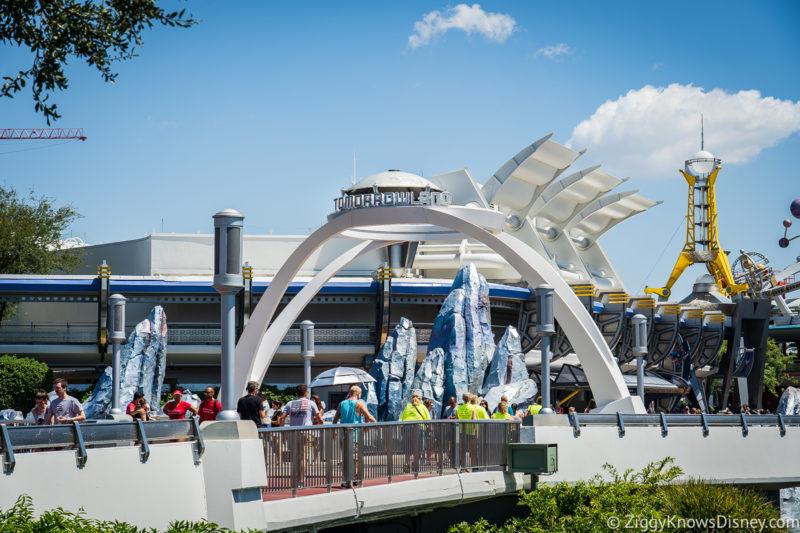 Disney World Park Hours in August