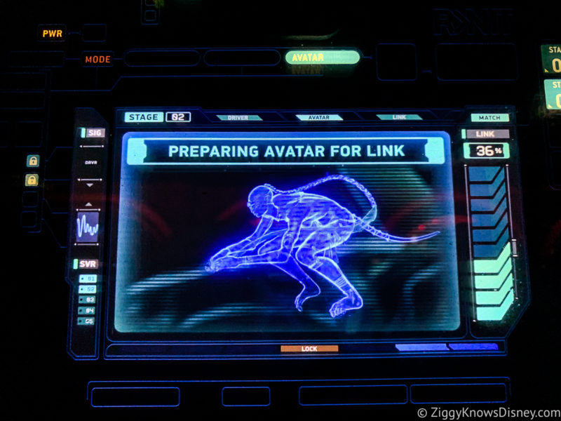 Flight of Passage link chamber