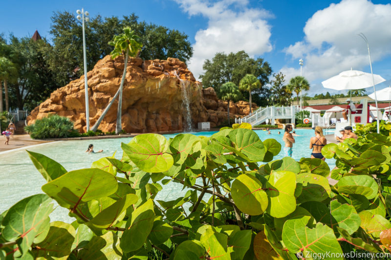 DVC Pool Disney's Grand Floridian Resort