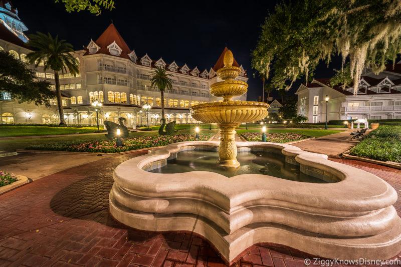 Disney World in September