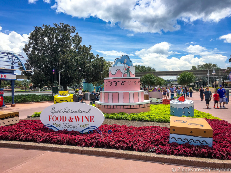 Events at Disney World in September
