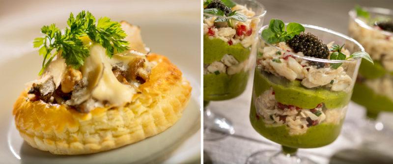 Epcot Food and Wine Menus Rotunda Bistro
