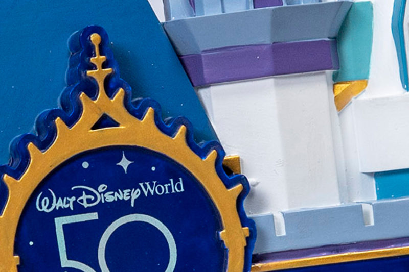 Walt Disney World 50th Anniversary Merchandise Sneak peek 1