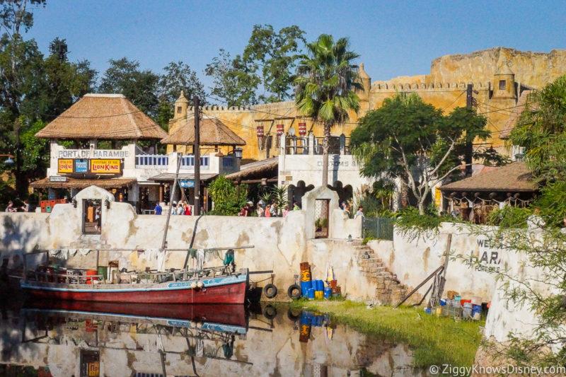 Disney World Annual Passes