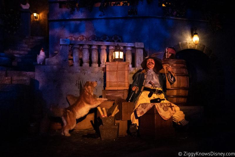 Pirates of the Caribbean Magic Kingdom