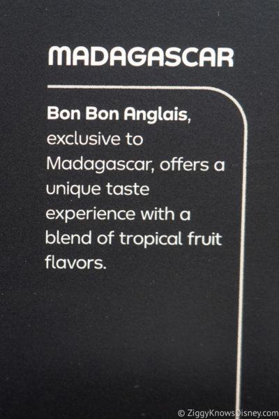 Club Cool Madagascar Bon Bon Anglais