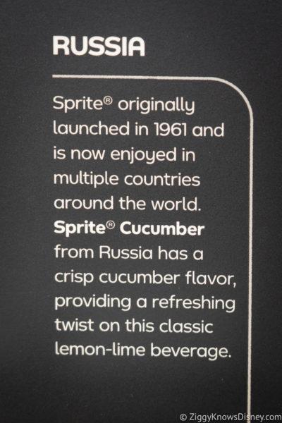 Club Cool Russia Sprite Cucumber