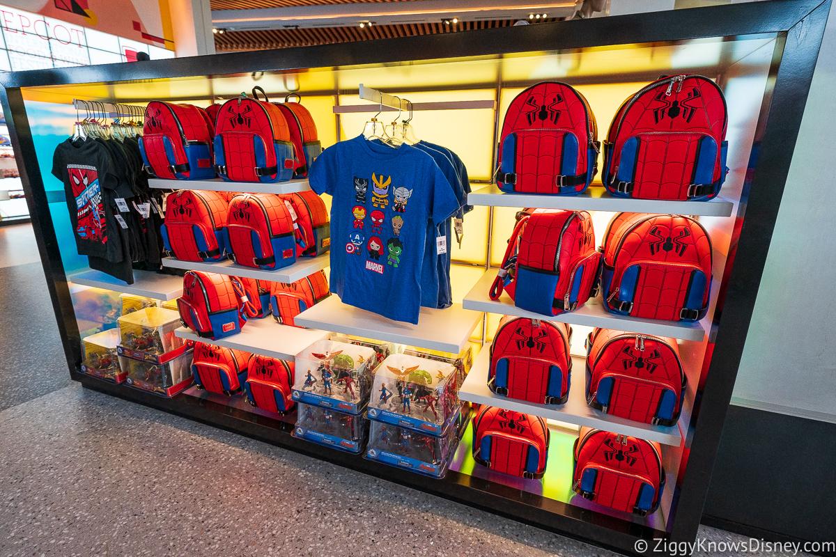 Marvel merchandise Creations Shop