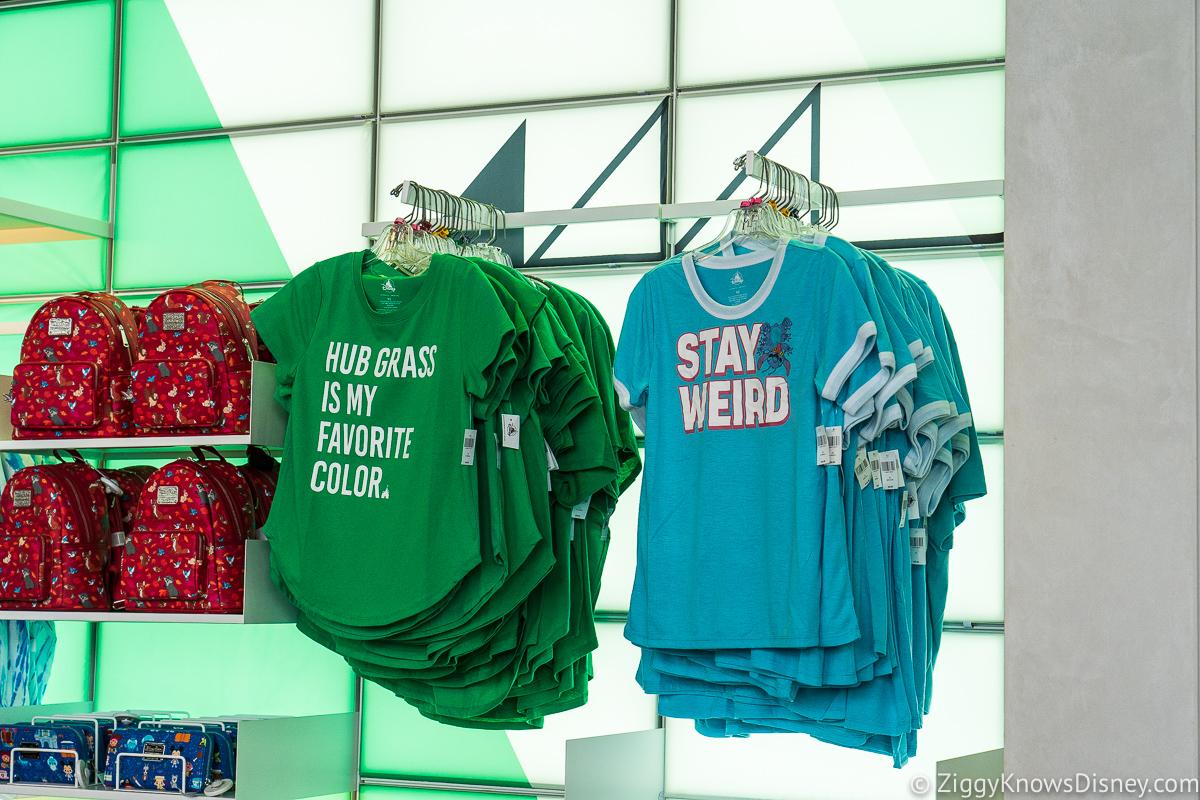 T-Shirts at Creations Shop EPCOT