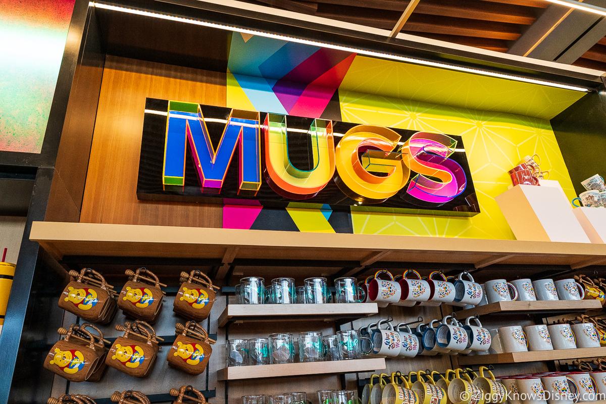 Mugs Creations Shop EPCOT