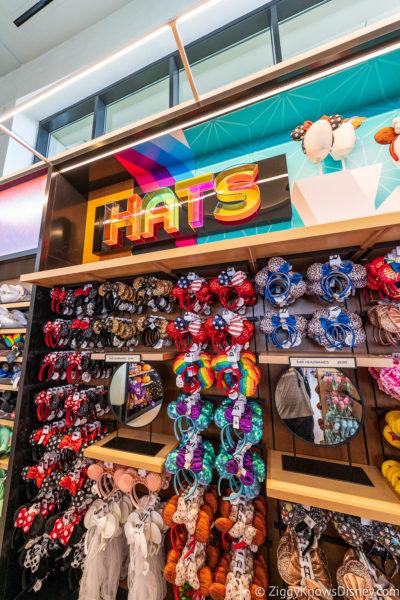 Hats Creations Shop EPCOT