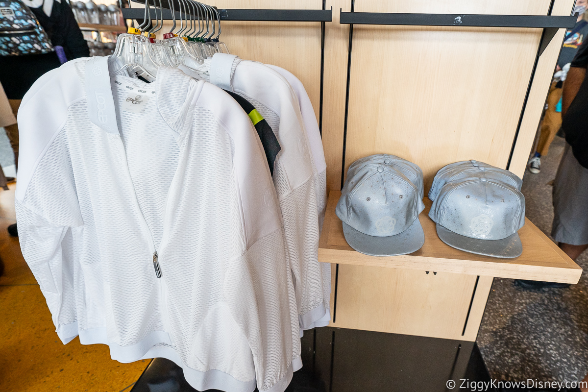 Light & Color Jacket and hats Creations Shop EPCOT