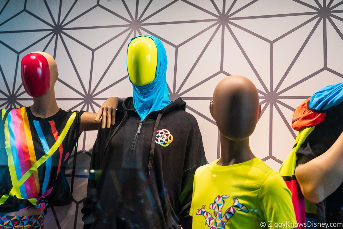 Mannequins outside Creations Shop EPCOT