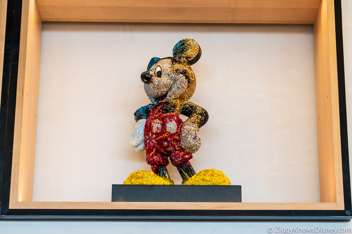 Creations Shop Beaded Mickey Mouse EPCOT
