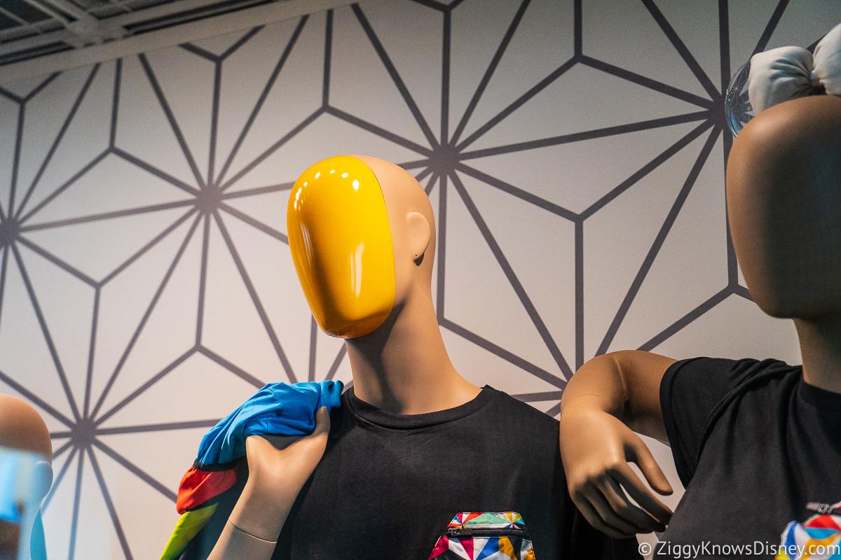 Yellow Mask Creations Shop EPCOT