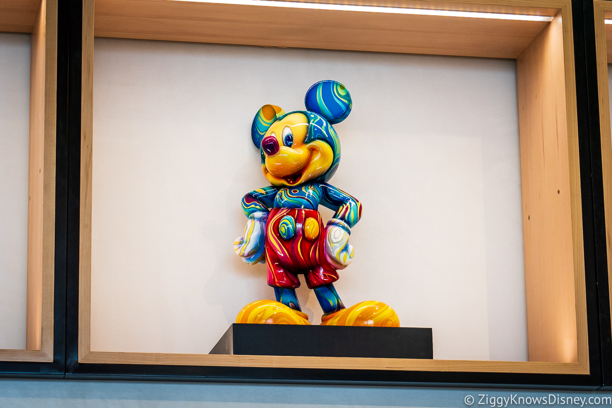 Swirled Mickey Mouse Creations Shop EPCOT