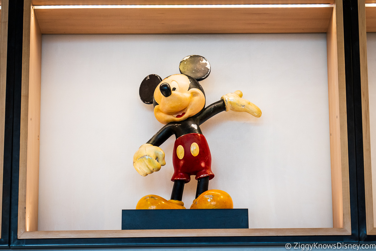 Worn Mickey Mouse Creations Shop EPCOT