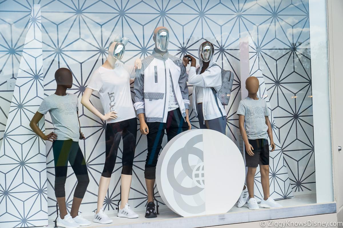 Life & Color line at Creations Shop EPCOT