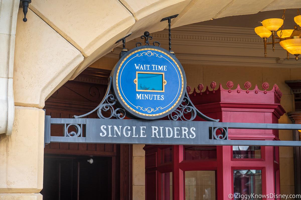 Remy's Ratatouille Adventure Single Rider