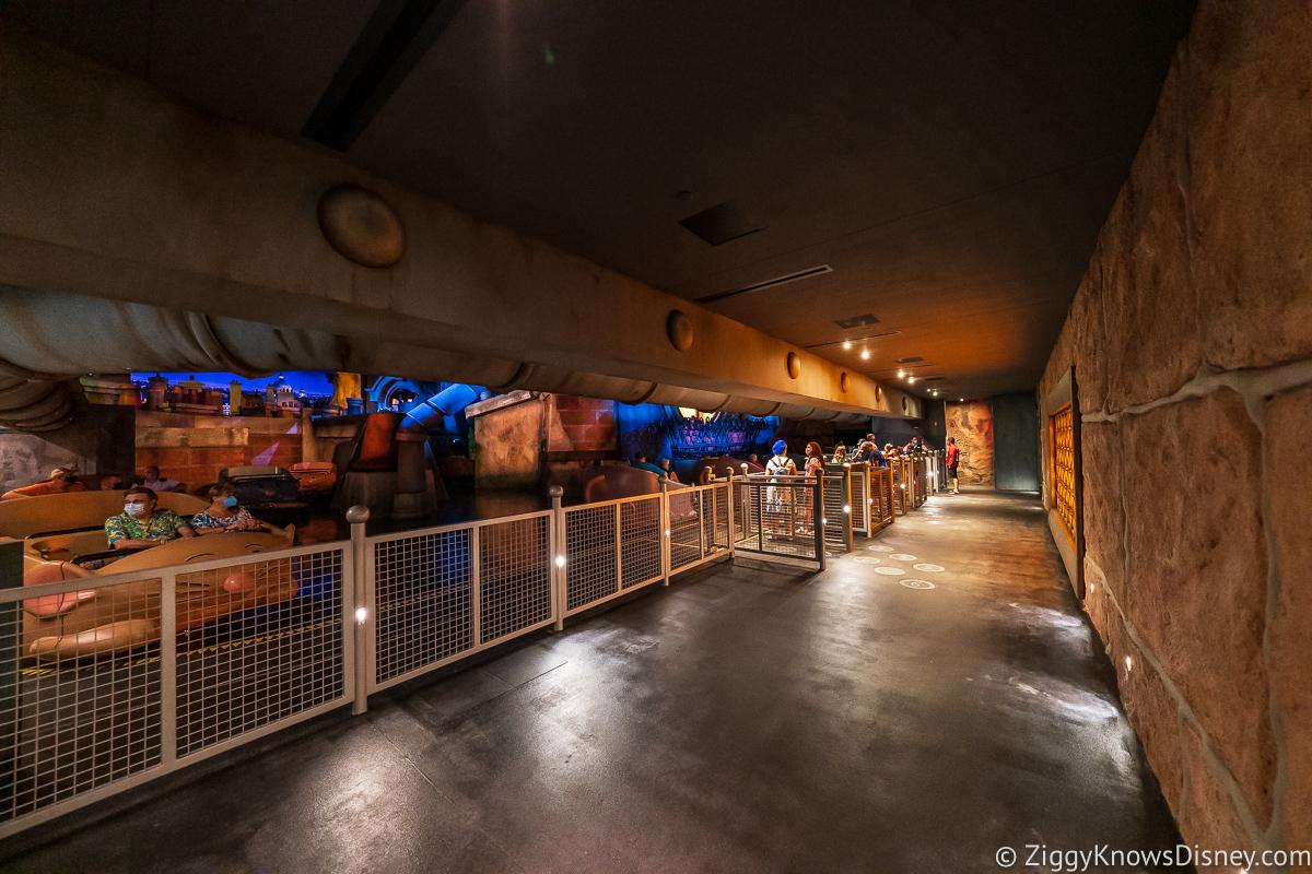 Remy's Ratatouille Adventure queue