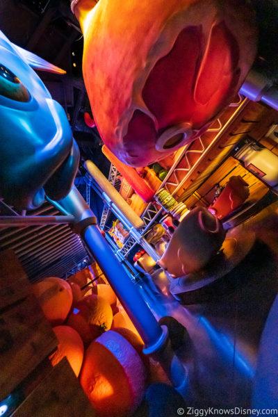 Remy's Ratatouille Adventure cold storage unit