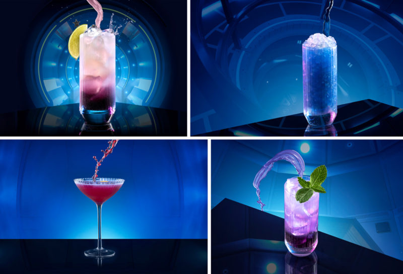 Space 220 Cocktails