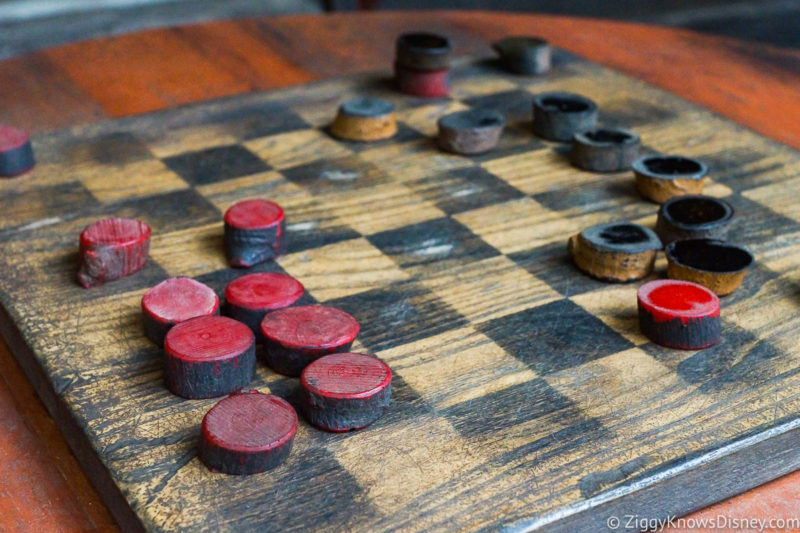 Checker Board Tom Sawyer Island