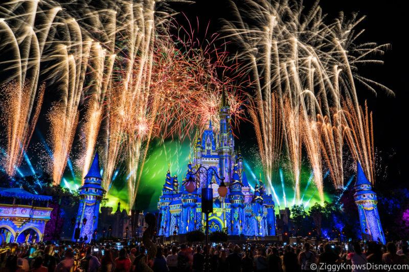 Magic Kingdom Disney Enchantment