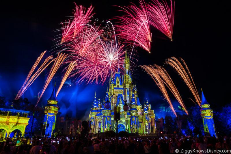 Disney Enchantment at Disney's Magic Kingdom