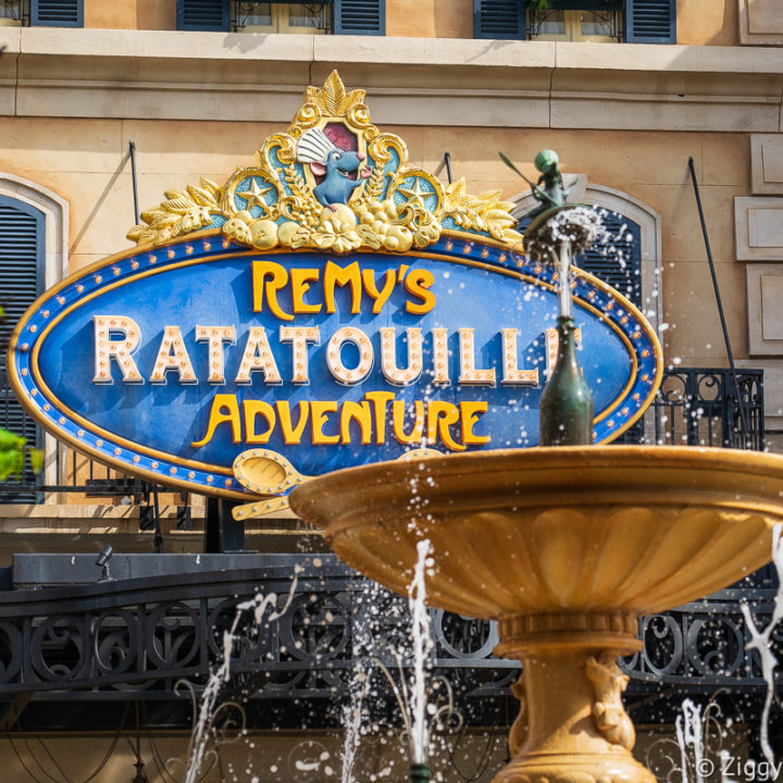 Remy's Ratatouille Adventure virtual queue and boarding groups